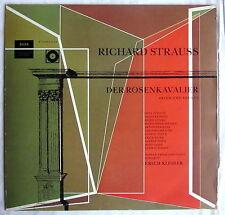 LP (s) - Richard Straus - DER ROSENKAVALIER - Wiener Philharmoniker