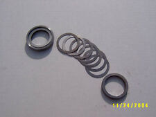 """9"""" Ford Solid Adjustable Spacer w/ Shims - Crush Sleeve - 9 Inch - Rearend - NEW"""