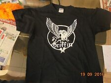 GRIFFIN US POWER METAL TSHIRT CAMISETA SIZE S PROTECTORS OF THE LAIR 100%COTTEN