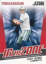 2011 Score In the Zone Red Zone #30 Tony Romo Cowboys