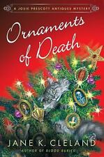 Ornaments of Death: A Josie Prescott Antiques Mystery (Josie Prescott Antiques M