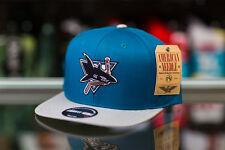 American Needle San Jose Sharks Snapback Hat