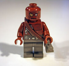 Lego Pirates of the Caribbean ZOMBIE GUNNER! - Retired VHTF!!
