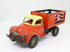 Chapa juguetes-Tin Toy-gama camión camión camión-made in US-Zone Germany