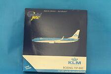 Brand New Gemini Jets 1:400 KLM Boeing 737-800 Aeroplane Plane GJKLM1463 Qantas