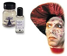 Mehron Rigid Collodion Scarring Liquid Special Effect - 0.125 Oz Bottle