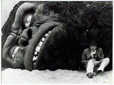 Photo Marcello Mastroianni - Rêve de singe de Marco Ferreri - 1978 -