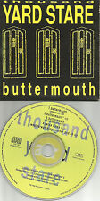 THOUSAND YARD STARE Buttermouth 2 UNRELASED TRX & RARE MIXES PROMO DJ CD Single