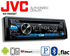 JVC Car Radio Stereo CD Player Pandora Iheart Radio USB AUX BLUETOOTH