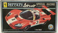 CARS : FERRARI DINO 1/28 SCALE MOTORISED MODEL KIT BY BLUETANK  (MLFP)