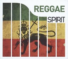 SPIRIT OF REGGAE (NEW VERSION) (BOB MARLEY, BLACK UHURU,...)  4 CD NEU