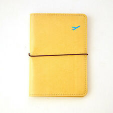 New Travel Leather Passport Holder Card Case Protector Cover Wallet Bag  F1