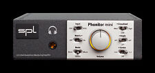 SPL Phonitor mini Headphone Amp w/spatial control & balanced inputs