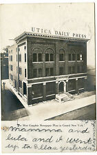 RPPC NY Utica Daily Press Most Complete Newspaper Plant in CNY Oneida County