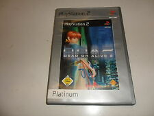 PlayStation 2  PS 2  Dead or Alive 2 [Platinum] (3)