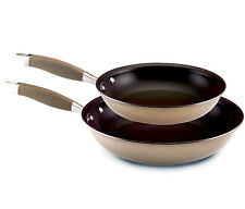 Anolon Advanced Bronze Nonstick 10-Inch and 12-Inch Skillets Twin Pack