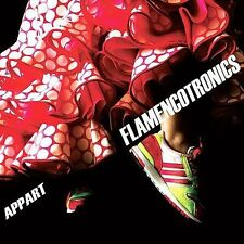 Flamencotronics by A.P.P.A.R.T. (CD, Oct-2008, Milan) NEW