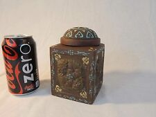 YiXing ZiSha Tea Caddy by FuRen TaoFang