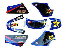 ROCKSTAR GRAPHICS DECAL STICKERS YAMAHA PW50 PW 50 M DE43
