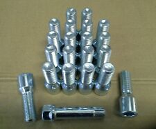VW TRANSPORTER T4  20 x TUNER BOLTS AND KEY 32MM  M14X1.5