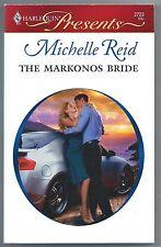 The Markonos Bride by Michelle Reid (2008)