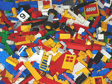 LEGO 400 MIXED BRICKS PARTS PIECES. GENUINE ASSORTED LOOSE BUNDLE SELECTION BULK