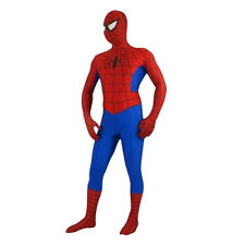Spiderman Costume - Kids Large (4'6 - 5'0)