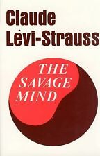 The Savage Mind (The Nature of Human Society Series) Claude Lévi-Strauss Paperb