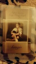 Super junior kangin sexy free & single japan official photocard card Kpop K-pop