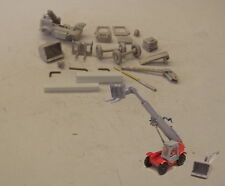 P&D Marsh N Scale N Gauge M21 Telescopic forklift (+ shovel attachment) kit