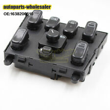 Original for 1998-2003 Mercedes Benz Electric Power Window Master Control Switch