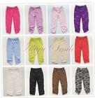 Infant Toddler Kids Girls Baby Ruffle Lace Leggings Socks Leg Warmers Stockings