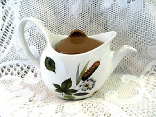 MIDWINTER SMALL TEAPOT 'RIVERSIDE' by JOHN RUSSELL c1960's FAB CONDITION