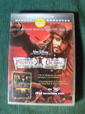 PIRATES DES CARAIBES  - VIDEOMAG no 21 - collection BANDES ANNONCES - DVD 2007