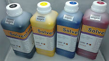 Eco solvent Ink for Roland Mimaki Mutoh printers 4 Colors 4 liters