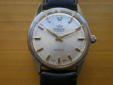 Herrenuhr MARVIN 17 Jewels,HANDAUFZUG,SWISS,1969's