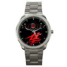 NEW HAYABUSA TURBO SPEEDOMETER MOTORCYCLE MENS WATCH