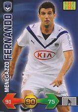 FERNANDO # BRAZIL GIRONDINS BORDEAUX CARD CARTE PANINI ADRENALYN FOOT 2010