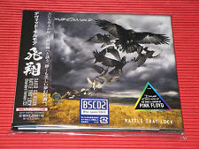 DAVID GILMOUR Rattle That Lock Hardcover Bound Book   JAPAN BLU-SPEC CD 2