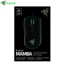 Razer Mamba Tournament Edition 2015 Ergonomic Chroma Gaming Mouse 16000dpi LE