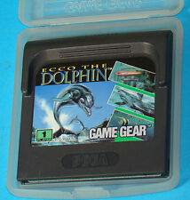 Ecco the Dolphin - Sega Game Gear - PAL