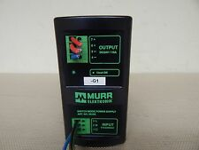 MURR Elektronik 85165, MCS-B 10-110-240/24 Single Phase Switch Mode Power Supply