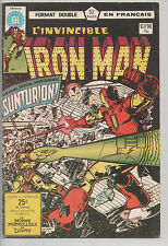 IRON MAN #97/98 french comic français EDITIONS HERITAGE