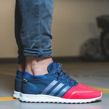 Adidas Originals Los Angeles Navy Blue/Red UK 8 BNIB - S79021