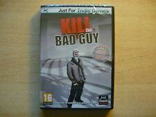 KILL THE BAD GUY INDIE GAMES PC NEUF