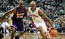 04 NBA Champ Pistons vs LA Lakers Kobe Bryant, Shaq Phil Jackson Comp Game 5 DVD
