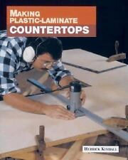 Making Plastic-Laminate Countertops
