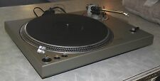 Vintage Technics SL-1700 Direct Drive Turntable / Record Player 45/33 rpm WORKS!