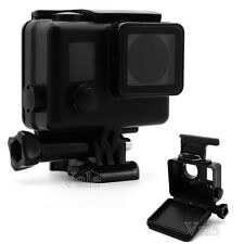 Black Underwater Hard Waterproof Diving Housing Case Cover For Gopro Hero 4 3+