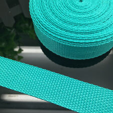 "New 5 Yards Length  3/4"" 20mm Width See Blue Strap Nylon Webbing Strapping"